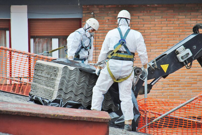 Asbestos Removal Contractors in Ipswich Suffolk