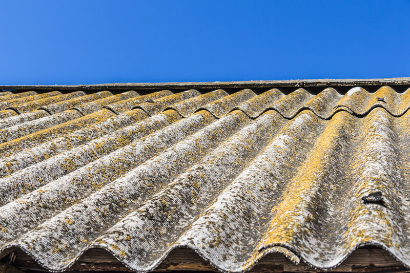 Asbestos Garage Roof Removal Costs Ipswich Suffolk